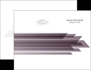 exemple pochette a rabat web design gris fond gris simple MIF59468