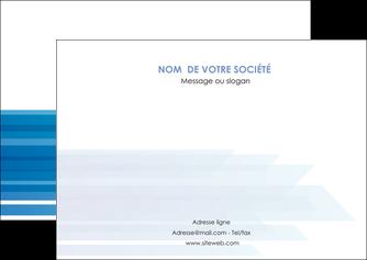 imprimerie flyers bleu couleurs froides trait MLGI59606