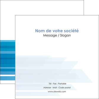 cree flyers bleu couleurs froides trait MLGI59610