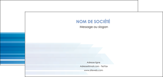 personnaliser maquette flyers bleu couleurs froides trait MLGI59614