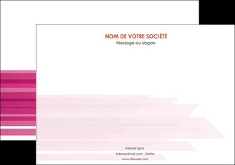 cree affiche rose fond rose trait MLGI59658