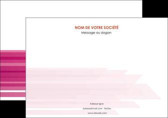 imprimerie affiche rose fond rose trait MLGI59660