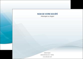 personnaliser modele de affiche bleu bleu pastel fond au bleu pastel MLGI60530