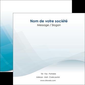modele en ligne flyers bleu bleu pastel fond au bleu pastel MLGI60542