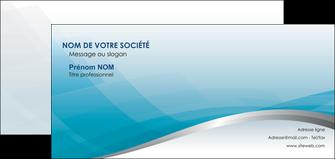 personnaliser maquette carte de correspondance bleu bleu pastel fond au bleu pastel MLGI60548