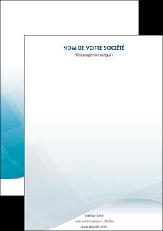creer modele en ligne affiche bleu bleu pastel fond au bleu pastel MLGI60552