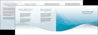 personnaliser maquette depliant 4 volets  8 pages  bleu bleu pastel fond au bleu pastel MLGI60554