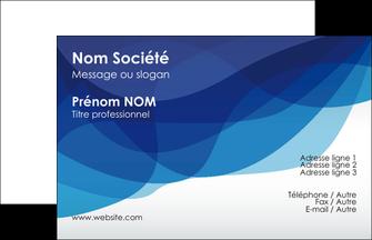 Impression Cartes Visites Pelliculage Mat Papier Prix Discount Et Format Carte De Visite