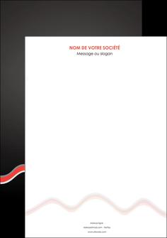modele affiche web design gris gris fonce mat MIF60888