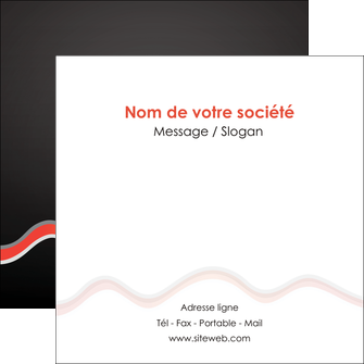 realiser flyers web design gris gris fonce mat MIF60918