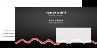 creation graphique en ligne enveloppe web design gris gris fonce mat MIF60922
