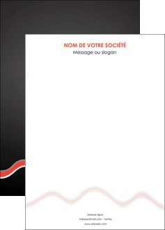 modele affiche web design gris gris fonce mat MIF60928