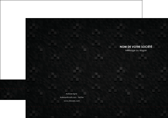 exemple pochette a rabat gris fond gris fonce MLIGBE61418