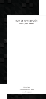Impression affiches et flyers pas cher  papier à prix discount et format Flyer DL - Portrait (21 x 10 cm)