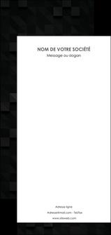 exemple flyers gris fond gris fonce MIF61454