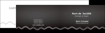 personnaliser maquette carte de visite gris fond gris courbes MLIG61464
