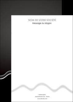 creer modele en ligne affiche gris fond gris courbes MLIG61500