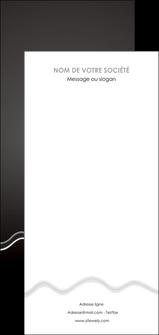 creation graphique en ligne flyers gris fond gris courbes MLIG61506