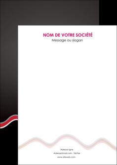Commander Flyer A5  papier publicitaire et imprimerie Flyer A6 - Portrait (10,5x14,8 cm)