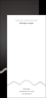 maquette en ligne a personnaliser flyers gris fond gris arriere plan MIF61882