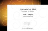 imprimer carte de visite bijouterie dore abstrait abstraction MLIP62210