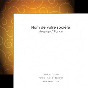 Impression prospectus imprimer Bijouterie prospectus-imprimer Flyers Carré 14,8 x 14,8 cm