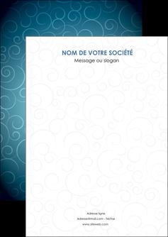 impression flyers abstrait arabique design MLGI62266