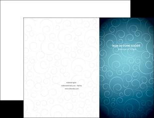 cree pochette a rabat abstrait arabique design MLGI62274