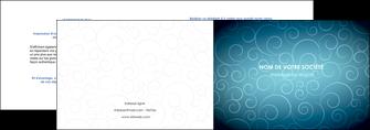 creer modele en ligne depliant 2 volets  4 pages  abstrait arabique design MLGI62278