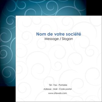 impression flyers abstrait arabique design MLGI62294