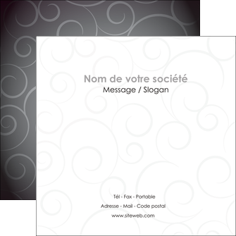 creation graphique en ligne flyers abstrait arabique design MIF62346