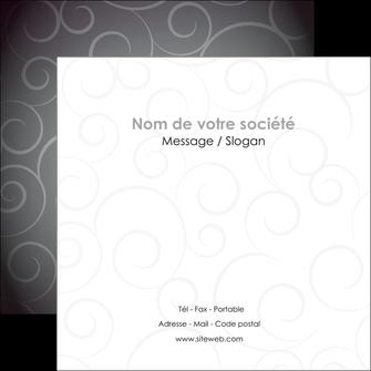 Impression flyer publicitaire  flyer-publicitaire Flyers Carré 14,8 x 14,8 cm