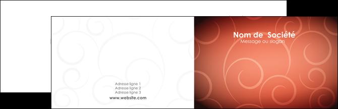 realiser carte de visite rouge couleur couleurs MLGI62384