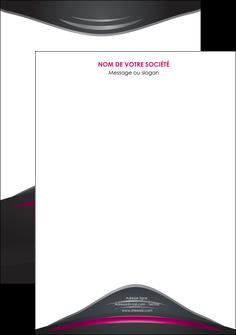 creation graphique en ligne affiche gris rose vintage MLIG62658