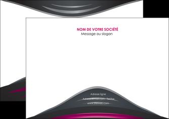 maquette en ligne a personnaliser affiche gris rose vintage MLGI62678