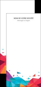 faire modele a imprimer flyers couleur couleurs colore MIF62756