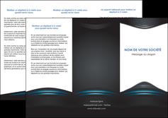 Impression avis meilleur imprimeur depliant  devis d'imprimeur publicitaire professionnel Dépliant 6 pages Pli roulé DL - Portrait (10x21cm lorsque fermé)