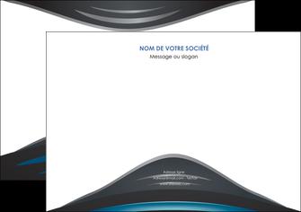 realiser flyers gris bleu couleurs froides MLIG62800