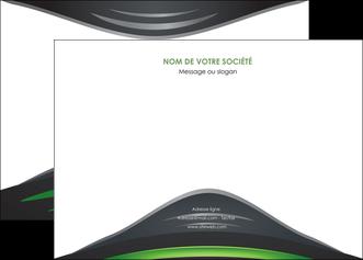 creation graphique en ligne affiche gris vert vintage MIF62838