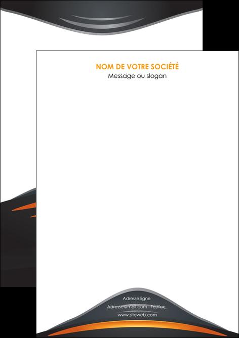 creation graphique en ligne flyers bijouterie gris or vintage MLGI62872