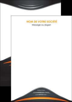 faire flyers bijouterie gris or vintage MIF62874