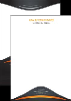 creation graphique en ligne affiche bijouterie gris or vintage MIF62878
