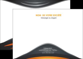 faire flyers bijouterie gris or vintage MIF62898