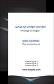 imprimer carte de visite gris gris fonce mat MLGI63630