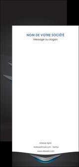 impression flyers gris gris fonce mat MIF63670