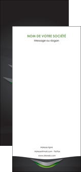 faire modele a imprimer flyers gris fond metallise MLIG63774