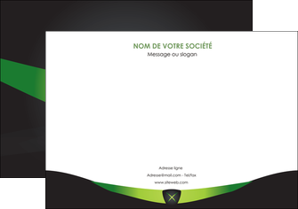 creation graphique en ligne affiche gris vert fond MIF64020