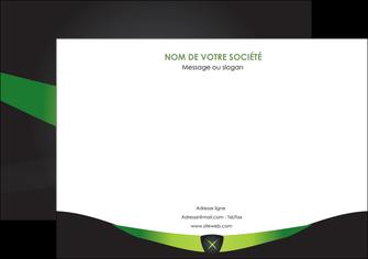 creation graphique en ligne affiche gris vert fond MLIGBE64020