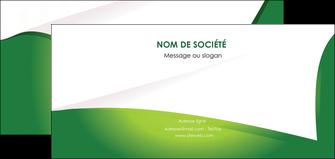 faire flyers vert fond vert abstrait MIF64376