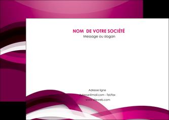 imprimer flyers violet violet fonce couleur MIF64542